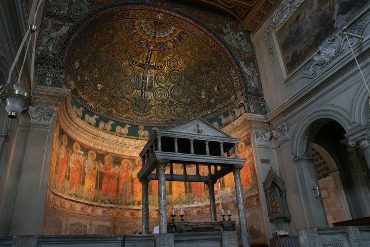 Basilique Saint-Clément