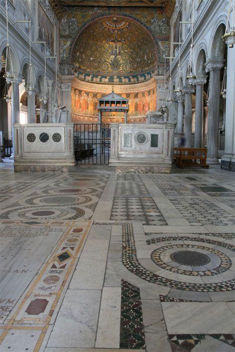 saint clément - rome