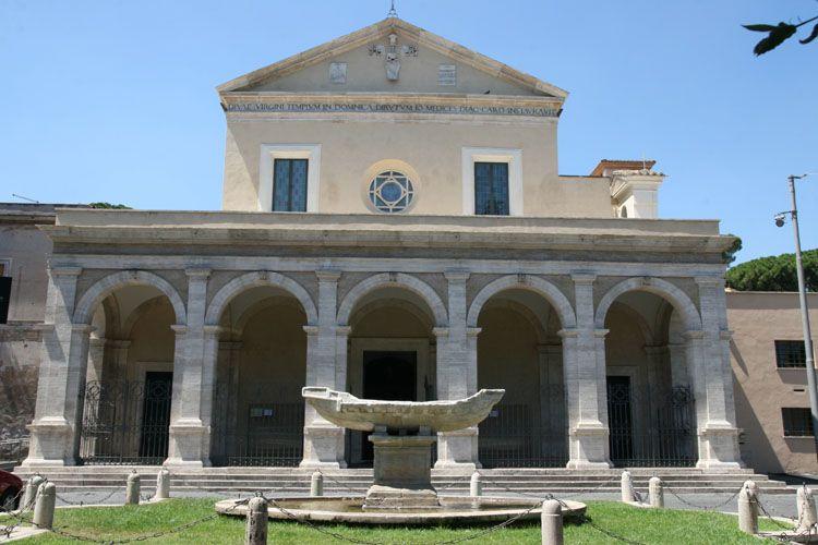 église santa maria in domnica