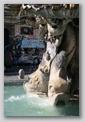 Fontaine du triton - piazza Barberini