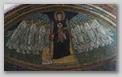 mosaïque - santa maria in domnica
