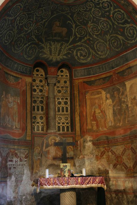 Church Santa Maria In Cosmedin