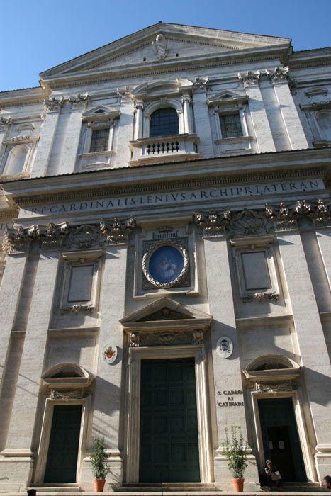 Chiesa Santi Biagio e Carlo ai Catinari