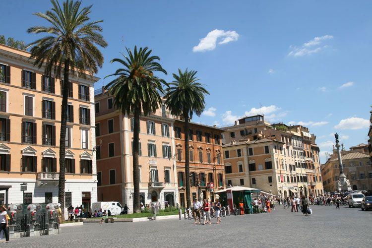 Place D Espagne 224 Rome Photos