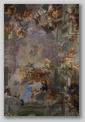 fresques de sant ignazio di loyola - rome