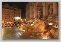 fontaine de Trevi - Rome