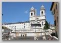 marches Place d'Espagne - Rome