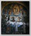fresques pinturicchio - saint bernardin de sienne - santa maria in aracoeli