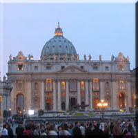 Vatican, Saint-Pierre et Prati-Clodio