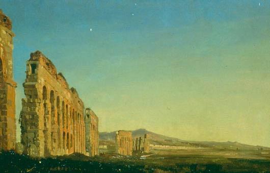 Aqueducs romains antiques