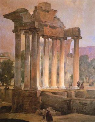caffi - forum de Rome