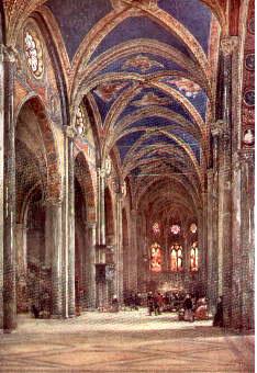 Pisa, santa maria sopra minerva