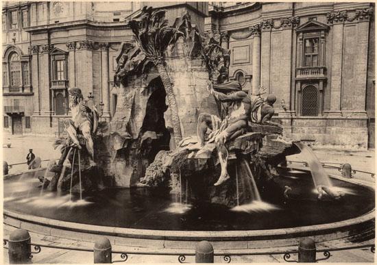 Fontane di roma fotografie for Fontane antiche