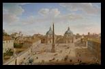 place du peuple,Hendrik Frans van Lint, 1750