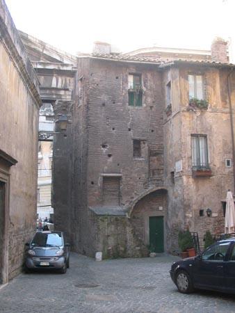 ghetto à Rome