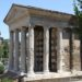 Le temple de Portunus