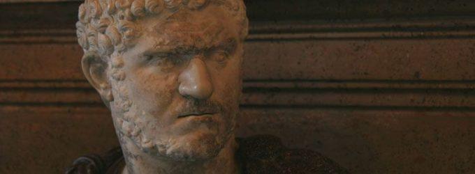 Bustes des empereurs romains