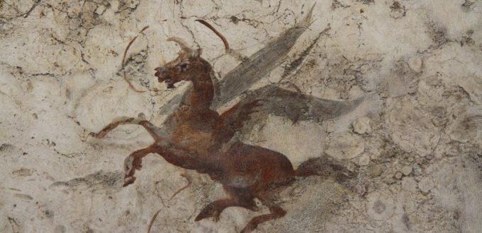 Fresques musée national romain