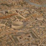 Reconstitution de la Rome antique