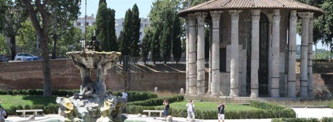 Boccà della Verita, forum Boarium