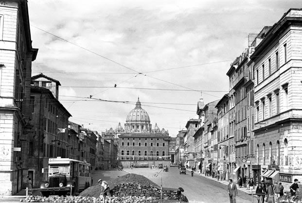 Le Borgo en 1937