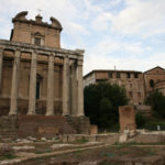 Temple d'Antonin et de Faustine