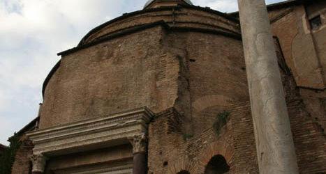 Temple de Romulus