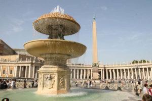 Fontaines de Rome