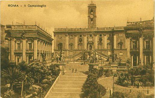 Place du Capitole, 1910
