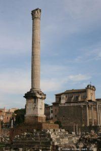 colonne de phocas