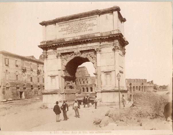 Arc de Titus