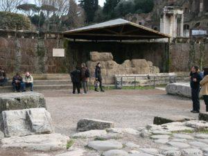 Temple du Divin César
