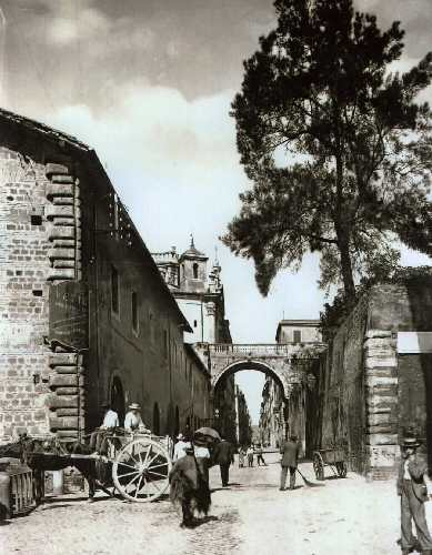 Via Giulia, 1910
