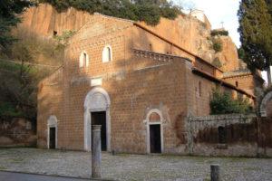 Basilique Castel Sant'Elia
